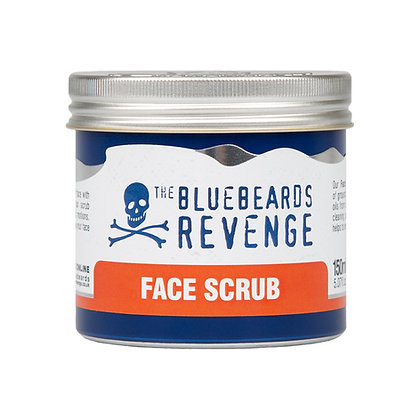 Bluebeards Revenge Face Scrub (150ml)