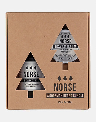 Norse Beard Bundle – Woodsman