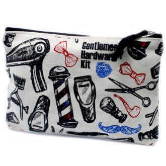 Classic Zip Pouch - Gentleman Hardware