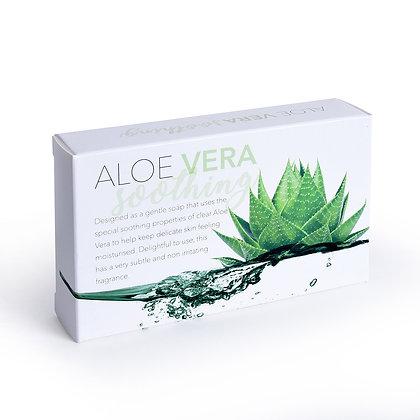 Soothing Aloe Vera Soap 120g
