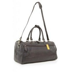 Ashwood leather Harrogate Holdall - Brown