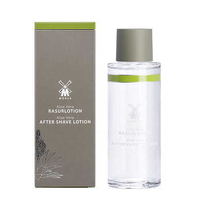 Muhle Aloe Vera Aftershave Lotion 125ml