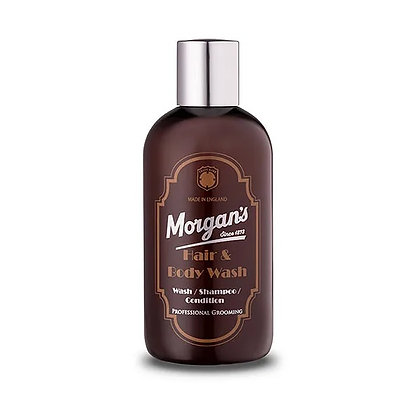 Morgans Hair & Body Wash 250ml