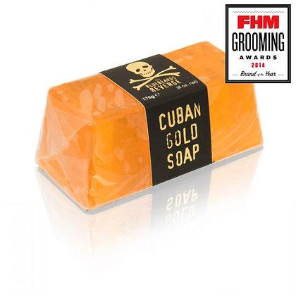 Bluebeards Revenge 'Cuban Gold' Soap (175g)