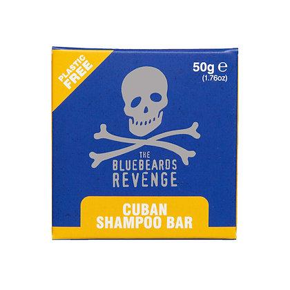 Bluebeards Revenge Gold Shampoo Bar