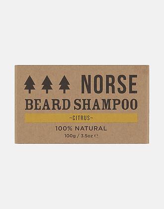 Norse Beard Shampoo – Citrus 100g