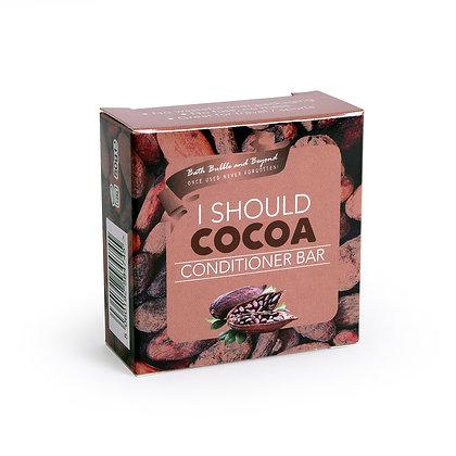 I Should Cocoa Conditioner Bar 50g