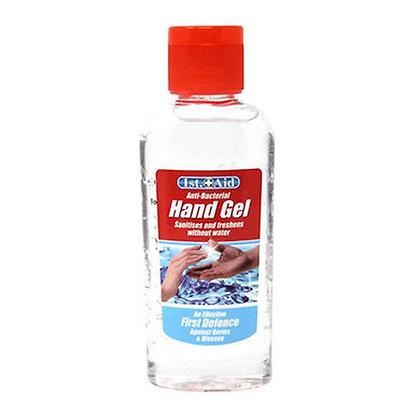 60ml Pocket Size Hand Sanitizer Gel 70% Alcohol