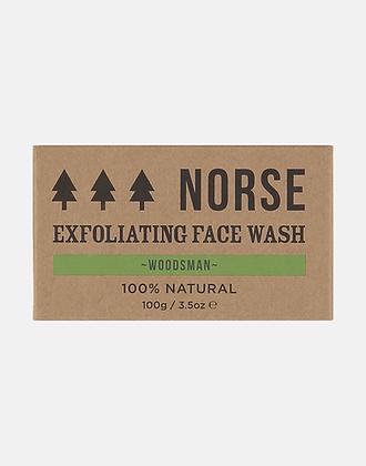Norse Exfoliating Face Wash – Woodsman