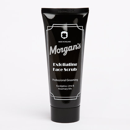 Morgans Exfoliating Face Scrub 100ml