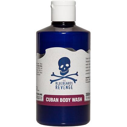 Bluebeards Revenge Cuban Body Wash 300ml