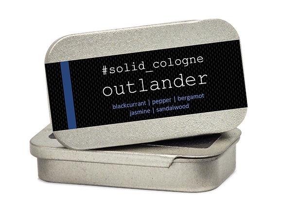 Solid Cologne Outlander 14g