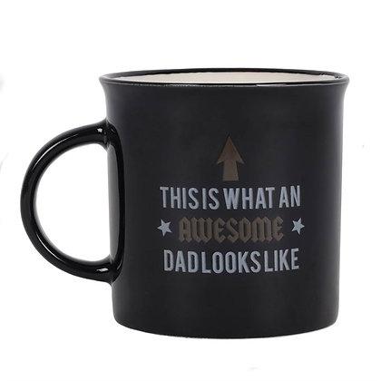 Awesome Dad Ceramic Mug