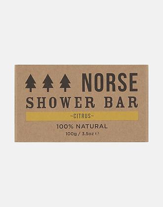 Norse Shower Bar – Citrus 100g