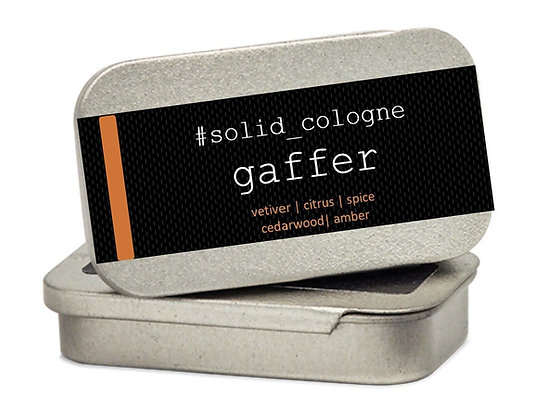 Solid Cologne Gaffer 14g