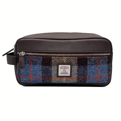 Harris Tweed Wash Bag