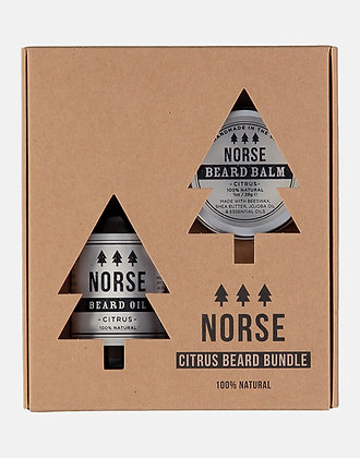 Norse Beard Bundle – Citrus