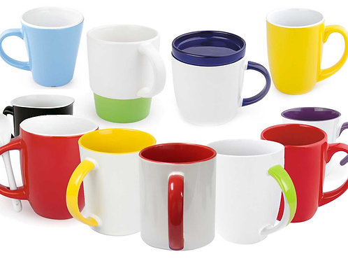 MUGS COLECCIONABLES