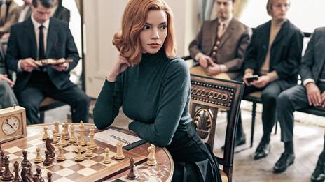 O Gambito da Rainha: A excelência em sete movimentos