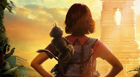Dora Aventureira & O Filme de Reparação Histórica de Indiana Jones