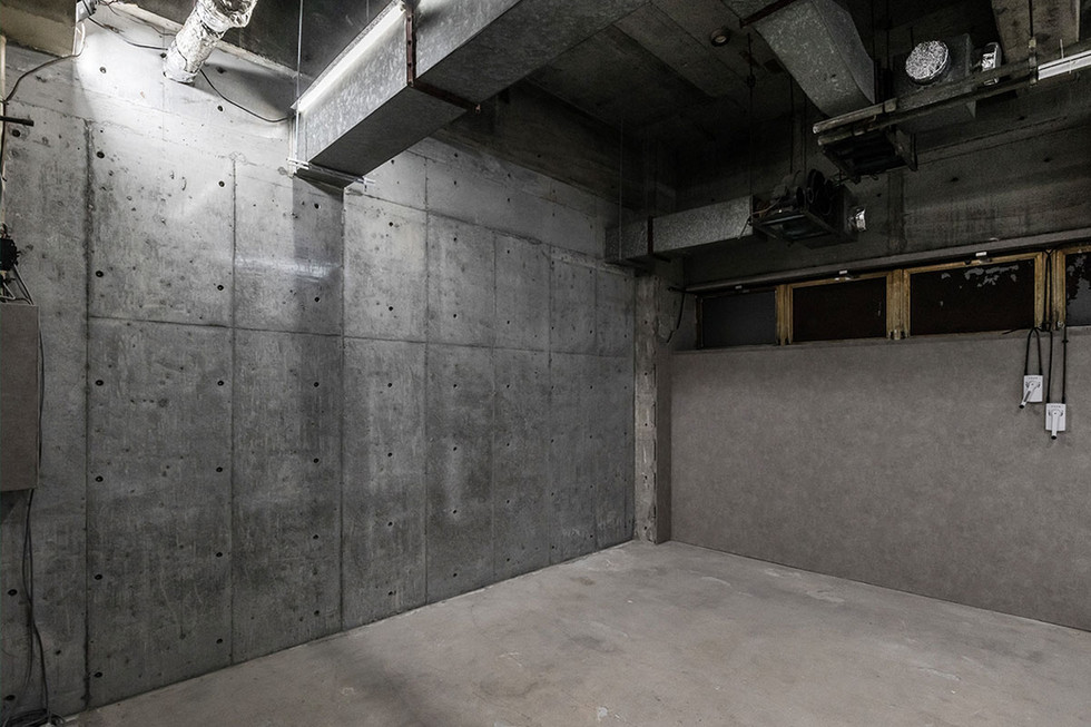 G コンクリート壁