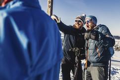 Schneeschuhwandern in Lindau Genuss im H
