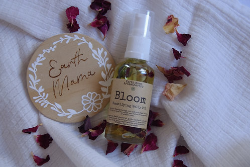 Bloom Belly Oil ~ Botanical Infused