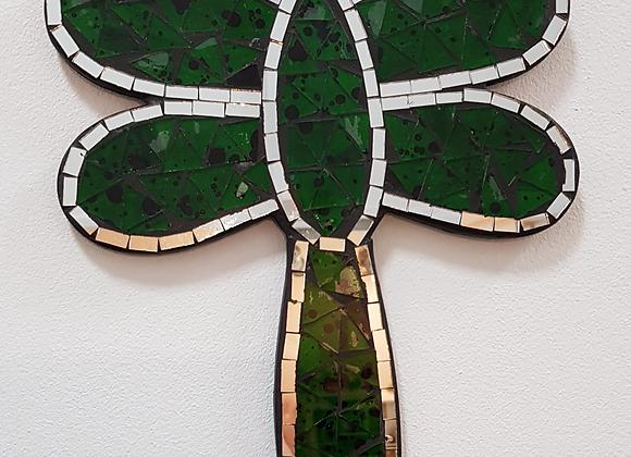 Mosaic Medium Dragonfly Wall Art
