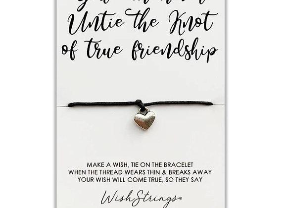 Friends make the good times better Charm Bracelet