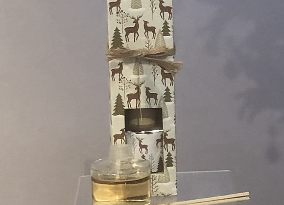 Fig and Wood Sage Festive Diffuser
