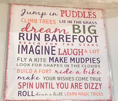 Wooden Signs and Plaques
