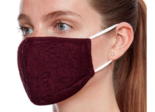 Fabric Face Mask with filter