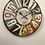 Thumbnail: Vintage Look Retro Number Clock