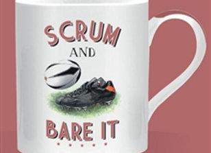 Scrum And Bare It Mug