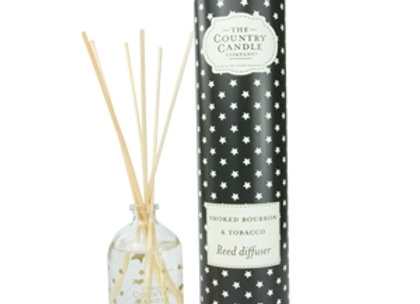 Smoked Bourbon & Tobacco Reed Diffuser