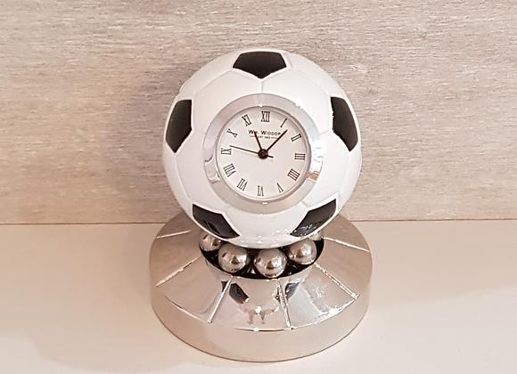 Miniature Rotating Football Clock