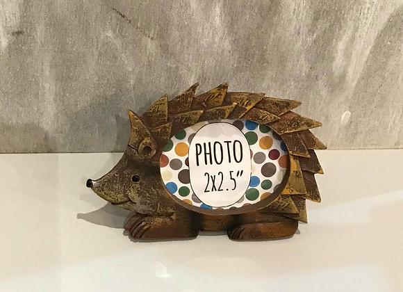 Animal Shaped Wooden Photo Frame