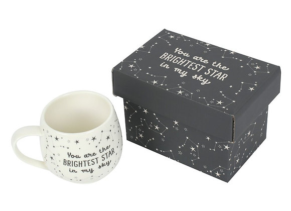 You Are The Brightest Star In My Sky Mug