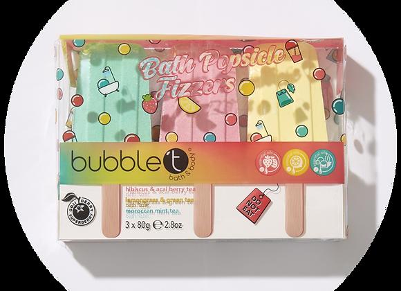 Popsicle Bath Fizzers x 3