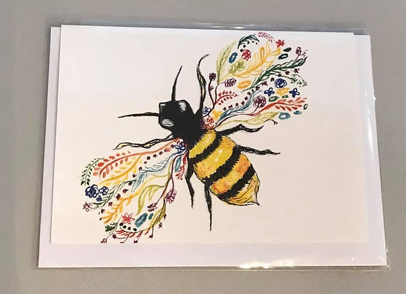 """BEE Friendly"" Eco Card"