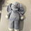 Thumbnail: Super Soft Elephant Cuddly Toy