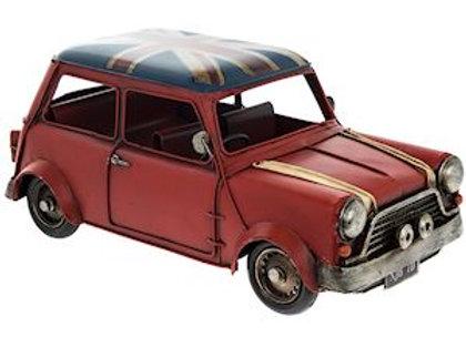 Red Union Jack Mini- Large