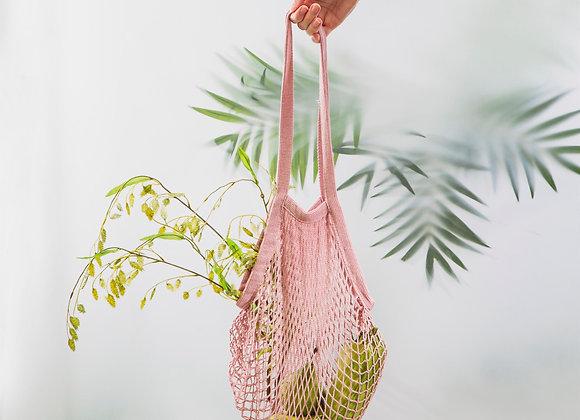 Retro String Shopper Bag