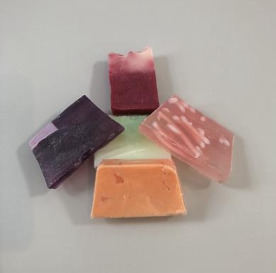 Handmade Soap Slices