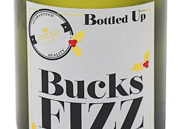 Bucks Fizz Mini Scented Candles
