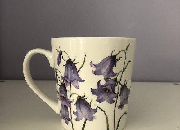 Fine China Bluebells Mug