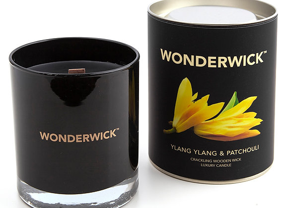 Ylang Ylang & Patchouli Scented Candle