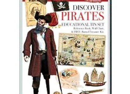 Educational Tins Pirates