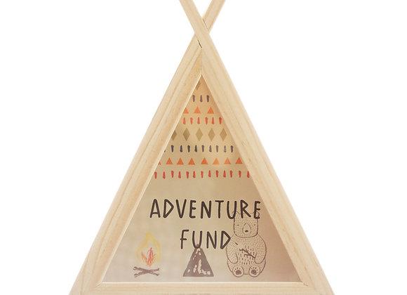 Bear Camp Money Box
