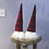 Thumbnail: Christmas Gonk with Tall Tartan Hat